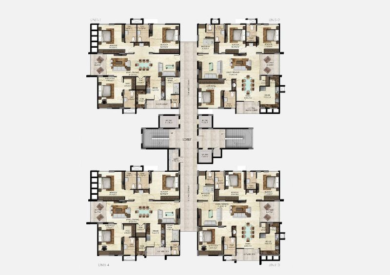 Flats for sale in madhapur