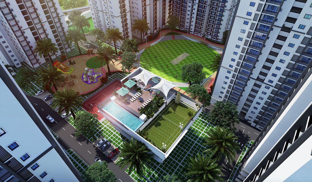 4 BHK for sale in Kondapur